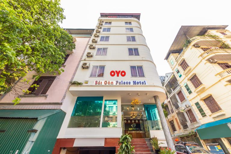 OYO 1046 Saigon Palace - Tran Quoc Hoan, Cầu Giấy