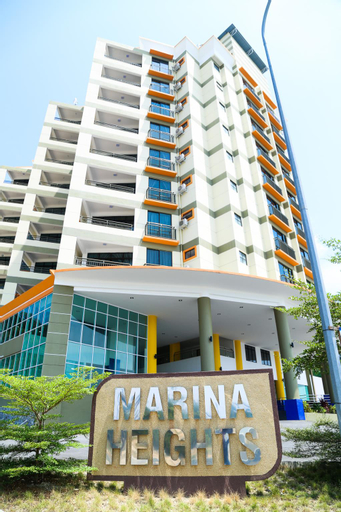 Marina Heights Resort, Manjung