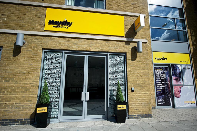 Staycity Aparthotels Greenwich High Road, London