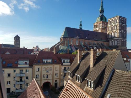 Rooftop Chalet, Vorpommern-Rügen