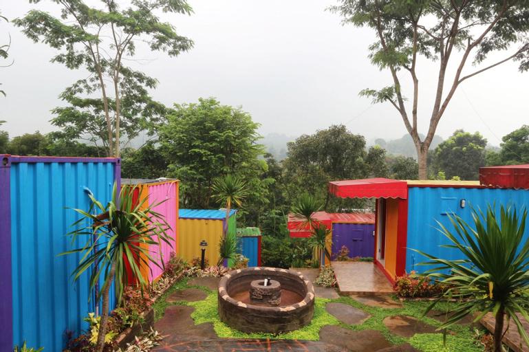 Container Inn Hotel, Bogor