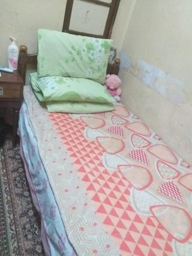 A room in a house, Qasr an-Nil