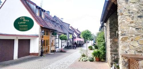 Old Barn Cottage, Bergstraße