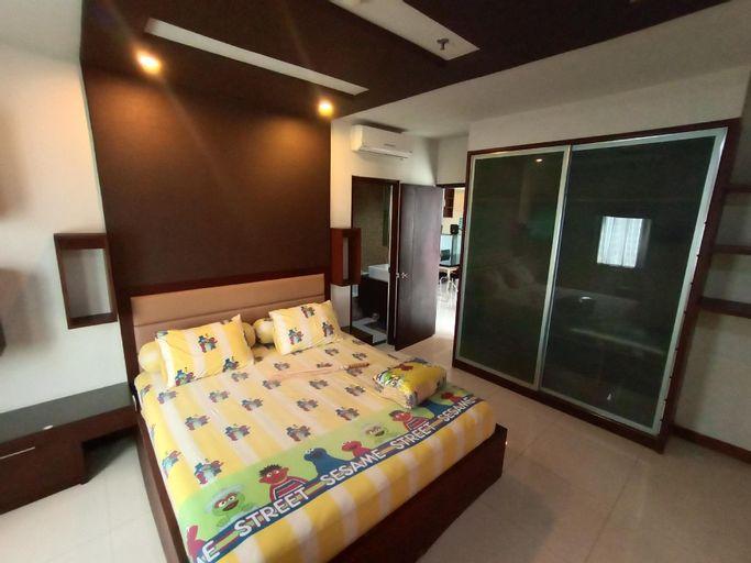 Apartment thamrin City 3 BR at central jakarta, Central Jakarta