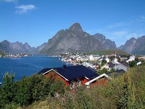 Reine Rorbuer - By Classic Norway Hotels, Moskenes