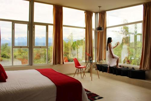Ecopark Hotel Amazonia, Mera