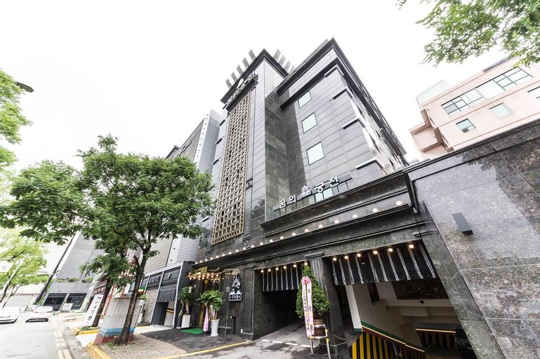 Dream Palace (kkum-eui gungjeon), Gyeyang