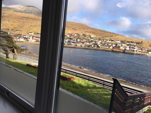 The Atlantic view guest house, Sandavagur, Faroe Islands, Vágur