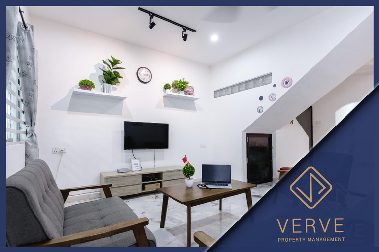 Ipoh Deluxe Family Home by Verve (14 Pax) EECH04, Kinta