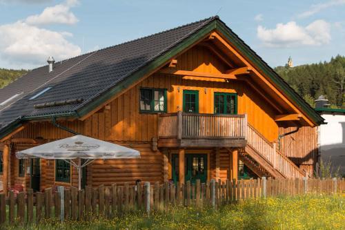 Blockhaus-Wohnung, Mittelsachsen