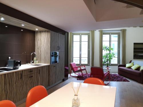 Beautiful duplex in the center of Paris, Paris