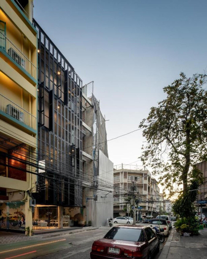 Pa Prank Hostel, Phra Nakhon