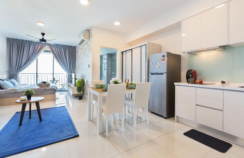 Teega Suites@Puteri Harbour@HelloKitty&Thomas, Johor Bahru