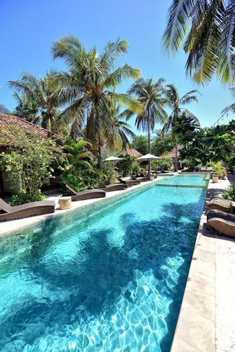 Belukar villas, Lombok