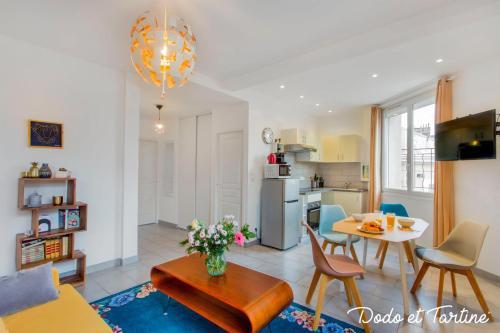 Comfy 1 bedroom close to the station - Dodo et Tartine, Var