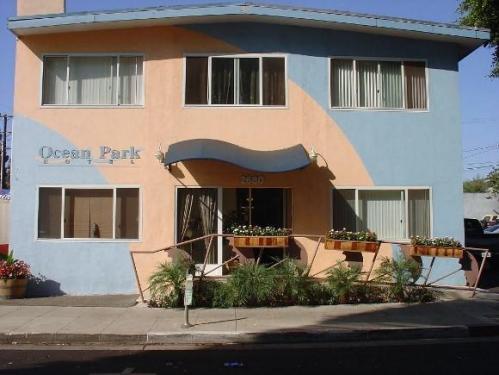 Ocean Park Hotel, Los Angeles
