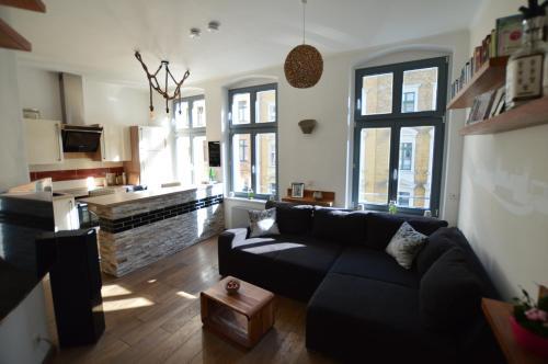 Appartement am Hasselbachplatz, Magdeburg
