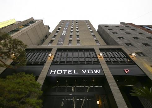 Hotel VOW, Gyeyang