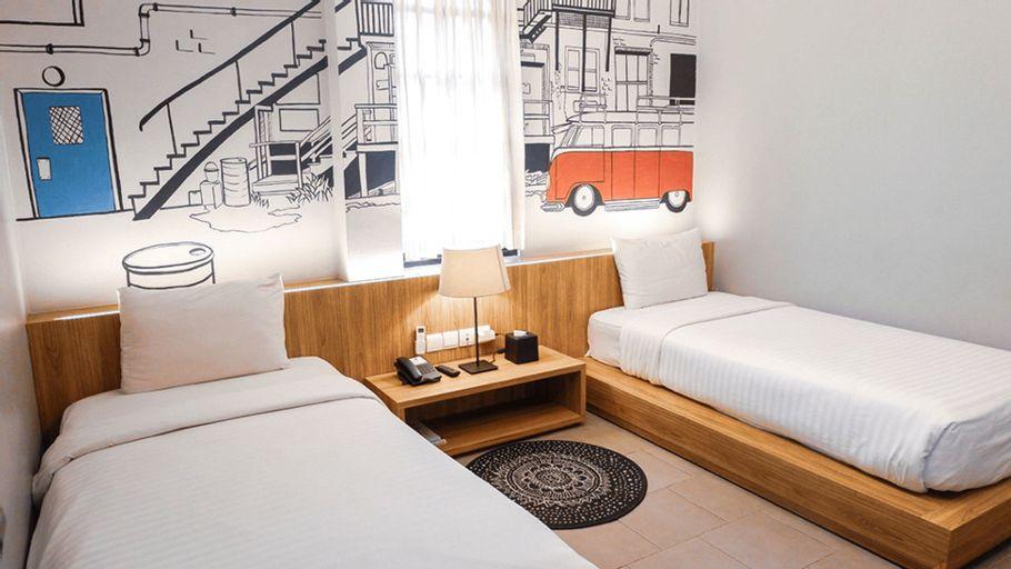Triple Seven Bed & Breakfast, Bandung
