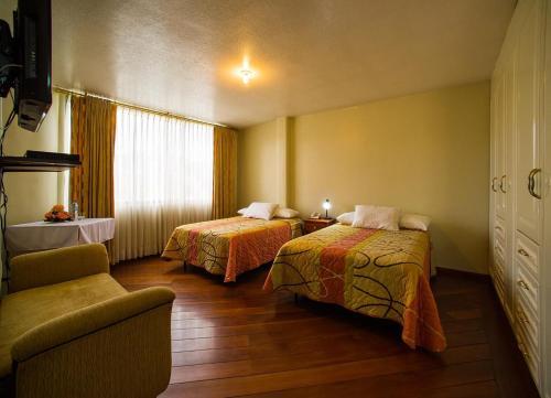 Hotel Mashany, Riobamba