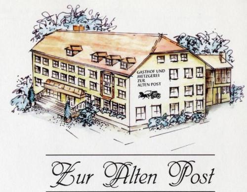 Gasthof Alte Post, Regen