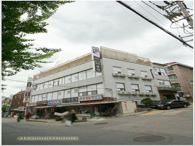 Maru residence gangnam, Seongdong