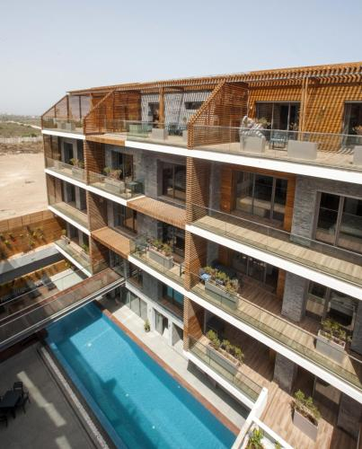 Ocean Park Appart Hotel, Casablanca