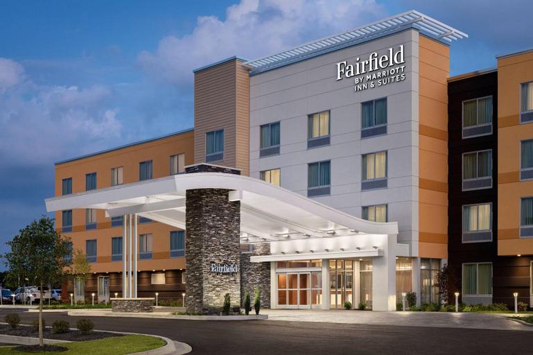 Fairfield Inn & Suites by Marriott Somerset, Bristol