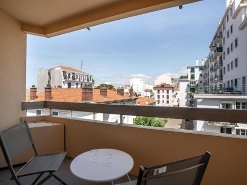 Appartement Biarritz, 2 pieces, 4 personnes - FR-1-3-489, Pyrénées-Atlantiques