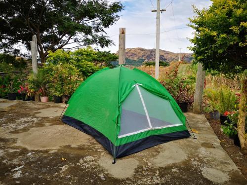 Namau Camp Site, Ba