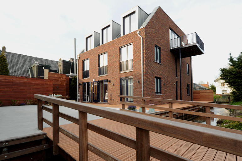 Blue Mansion Hotel, Aalsmeer