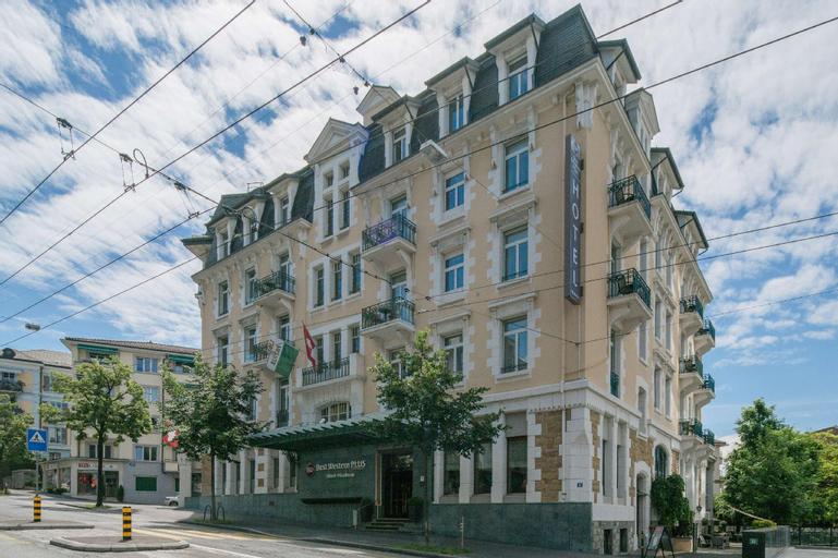 Best Western Plus Hotel Mirabeau, Lausanne