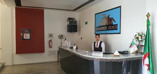 Hotel albatros Beach, Boumerdes