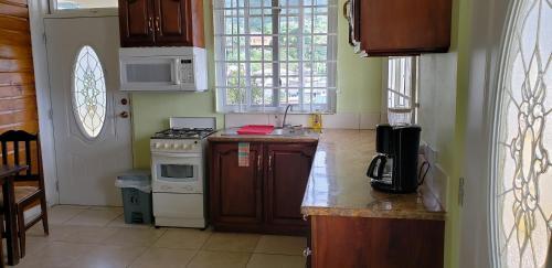 Unit 5/6 Private Apartment - Roseau,