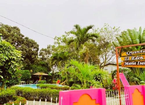 Quinta El Eden de Maria Isabel, Santa Rosa