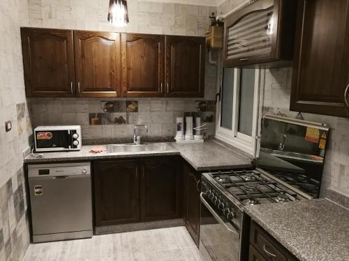 Luxury three bedroom apartment in degla maadi, Al-Ma'adi