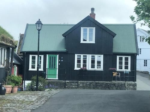 A pearl in the center of the center of Thorhavn, Tórshavn