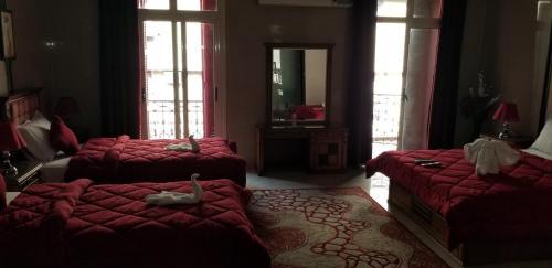 Cairo Plaza Hotel, 'Abdin