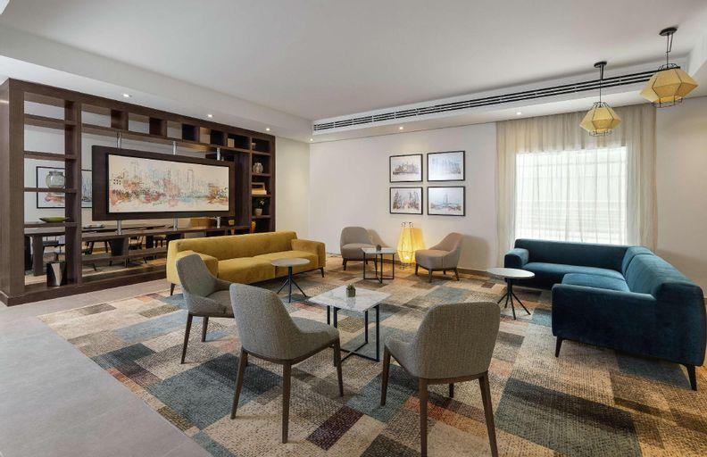 Hampton by Hilton Dubai Al Barsha,