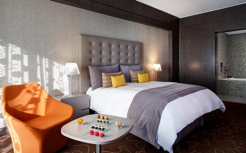 The View Hotel, Rabat