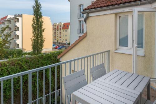 H& Apartments im Herzen der Stadt in der Lange Strasse geraumig ruhig mit Kuche und Esstisch, Vorpommern-Greifswald