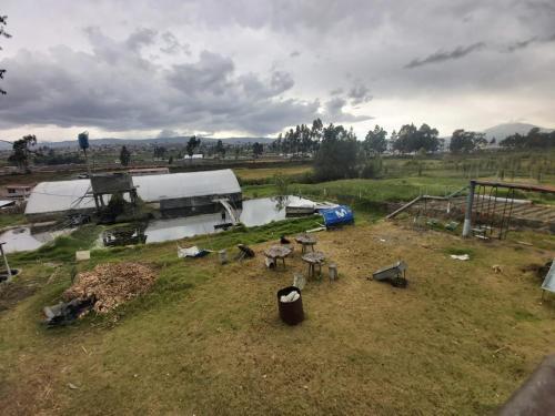 Hospedaje Volcan Cotopaxi - Complejo turistico MADRIGAL, Latacunga