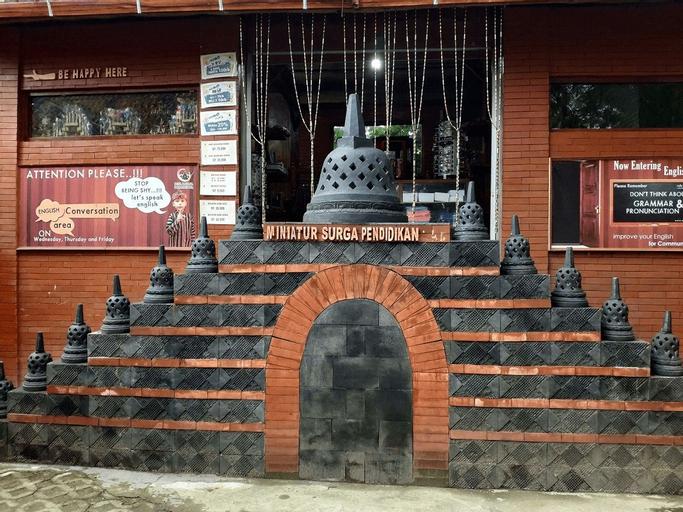 Desa Bahasa (Syariah), Magelang
