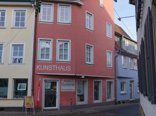 Kunsthaus Linn Gastezimmer Marktplatz 7a, Bad Kreuznach