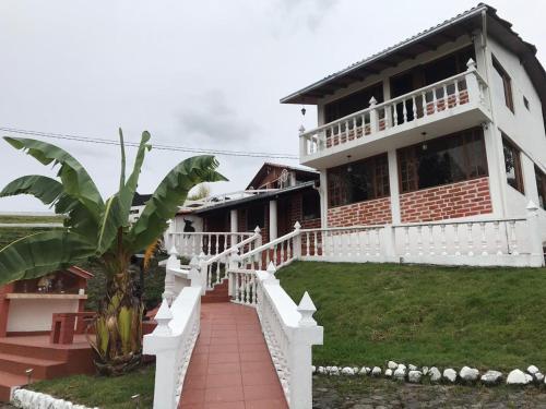 Hacienda Eliel Thiago, Rumiñahui