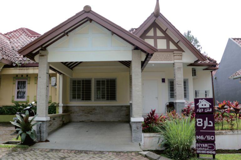 Diyar Villas Puncak M6/50 2 Bedroom, Bogor