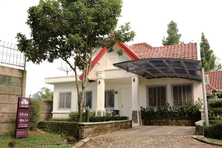 Diyar Villas Puncak M6/14 2 Bedroom, Bogor