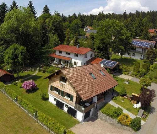 Landhaus in der Irlau, Straubing-Bogen