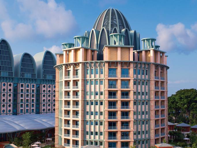 Resorts World Sentosa - Crockfords Tower, Bukit Merah
