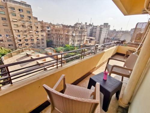 Joy Apartments, Qasr an-Nil
